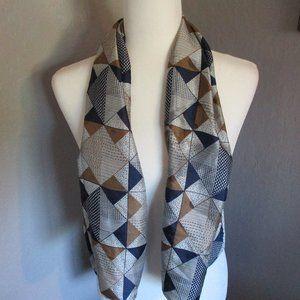 Patchwork Echo scarf